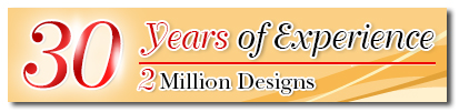 30 Years of Experience 2 Million Designs
